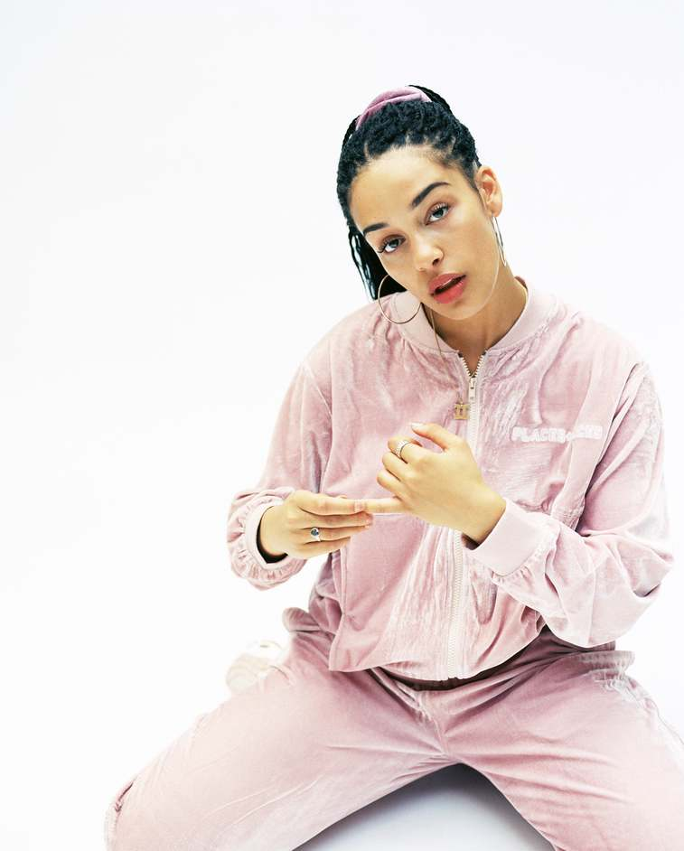 Jorja Smith - Jorja Smith, photo © Olivia Rose