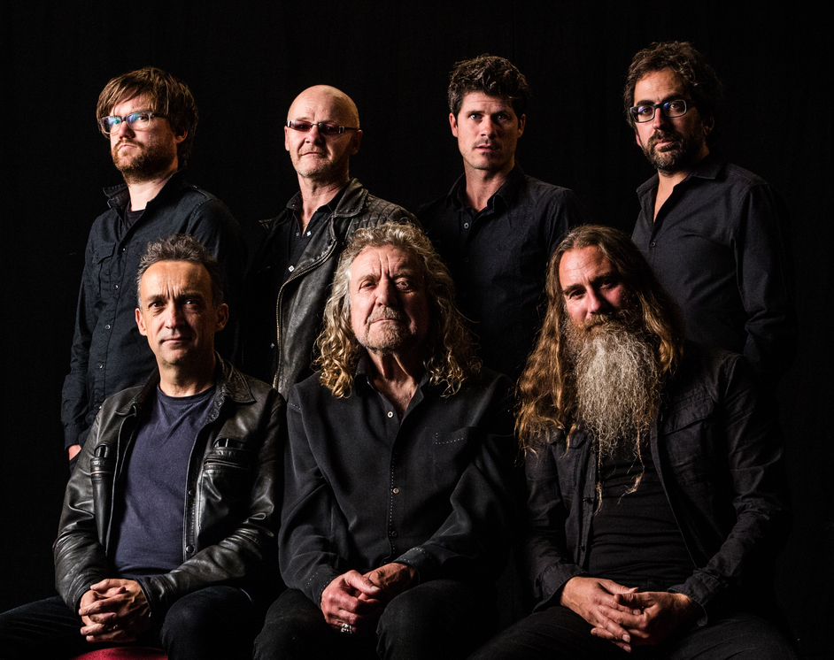 BluesFest - Robert Plant & The Sensational Space Shifters, photo: Dan Massie Photography