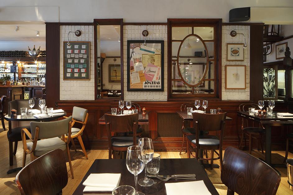Joanna's - Joanna's, photo: James Balston