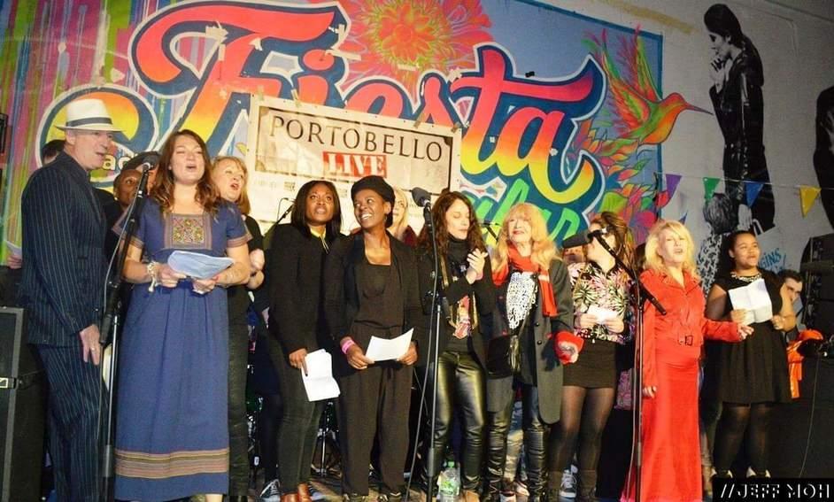 Portobello Live! Various Venues - Portobello Live Choir