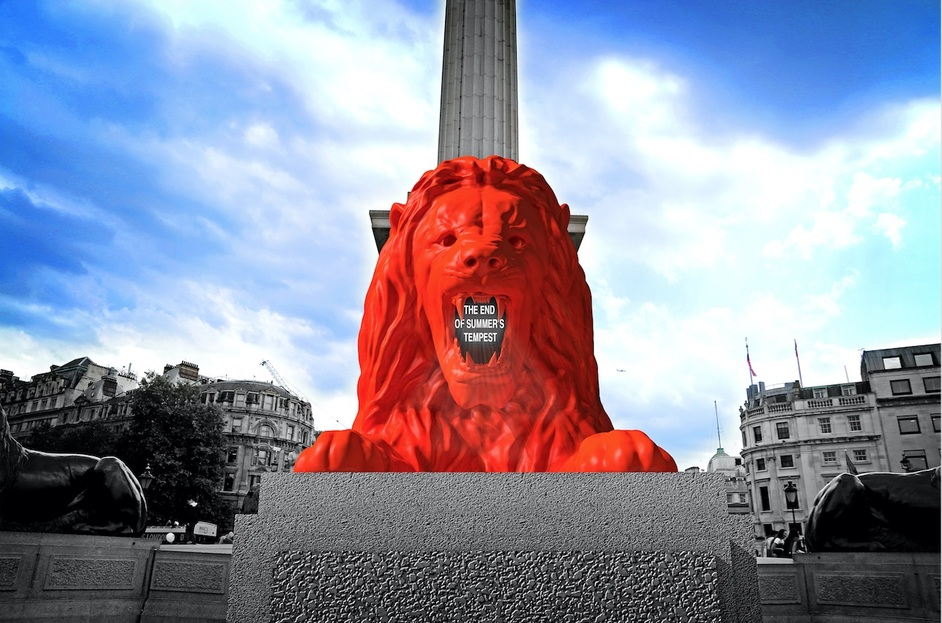 Es Devlin: Please Feed the Lions