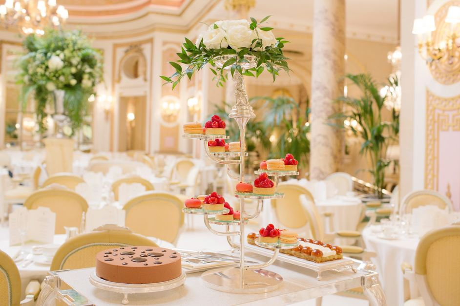 The Ritz Afternoon Tea