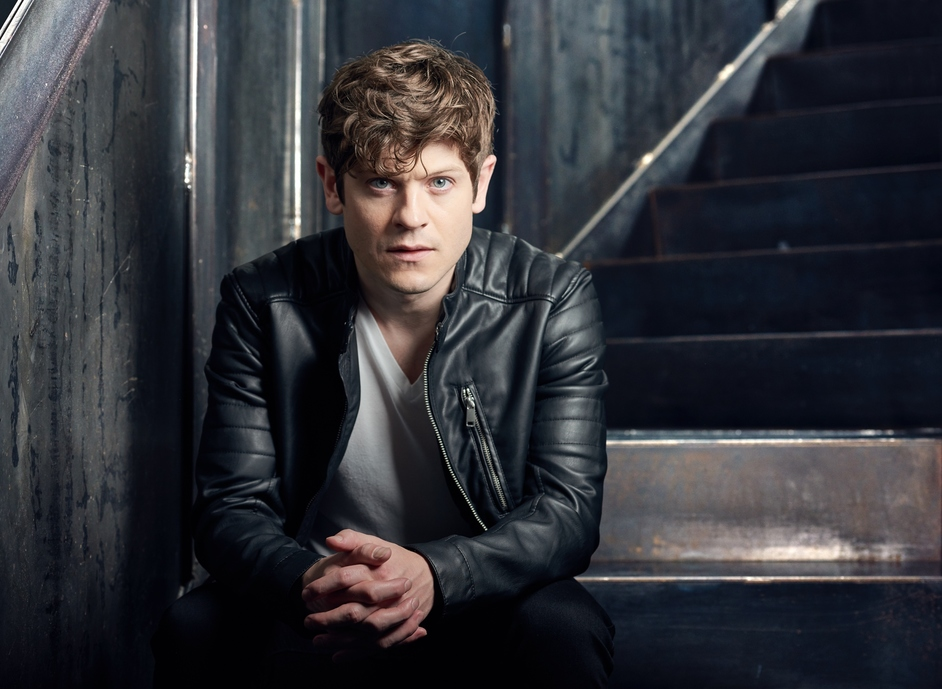 Foxfinder - Iwan Rheon stars in Foxfinder, photo (c) Shaun Webb