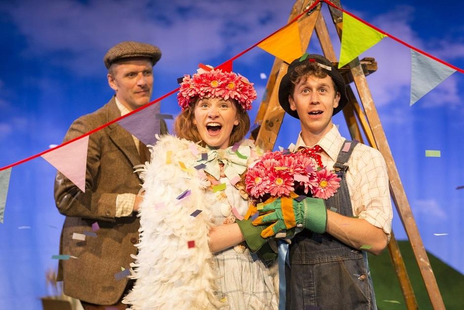 The Scarecrows' Wedding - The Scarecrows' Wedding - photo courtesy of Helen Maybanks