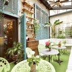 Mr Fogg's Residence in Mayfair: Summer Terrace