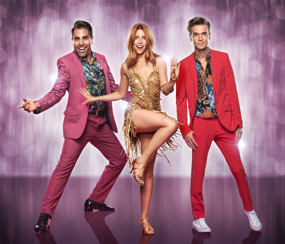 Strictly Come Dancing: The Live Tour - Dr Ranj Singh, Stacey Dooley and Joe Sugg, Strictly Coming Dancing Live Tour 2019