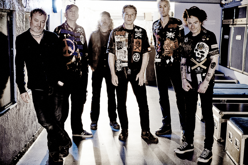 Teenage Cancer Trust Series - Levellers 2018, photo © Steve Gullick