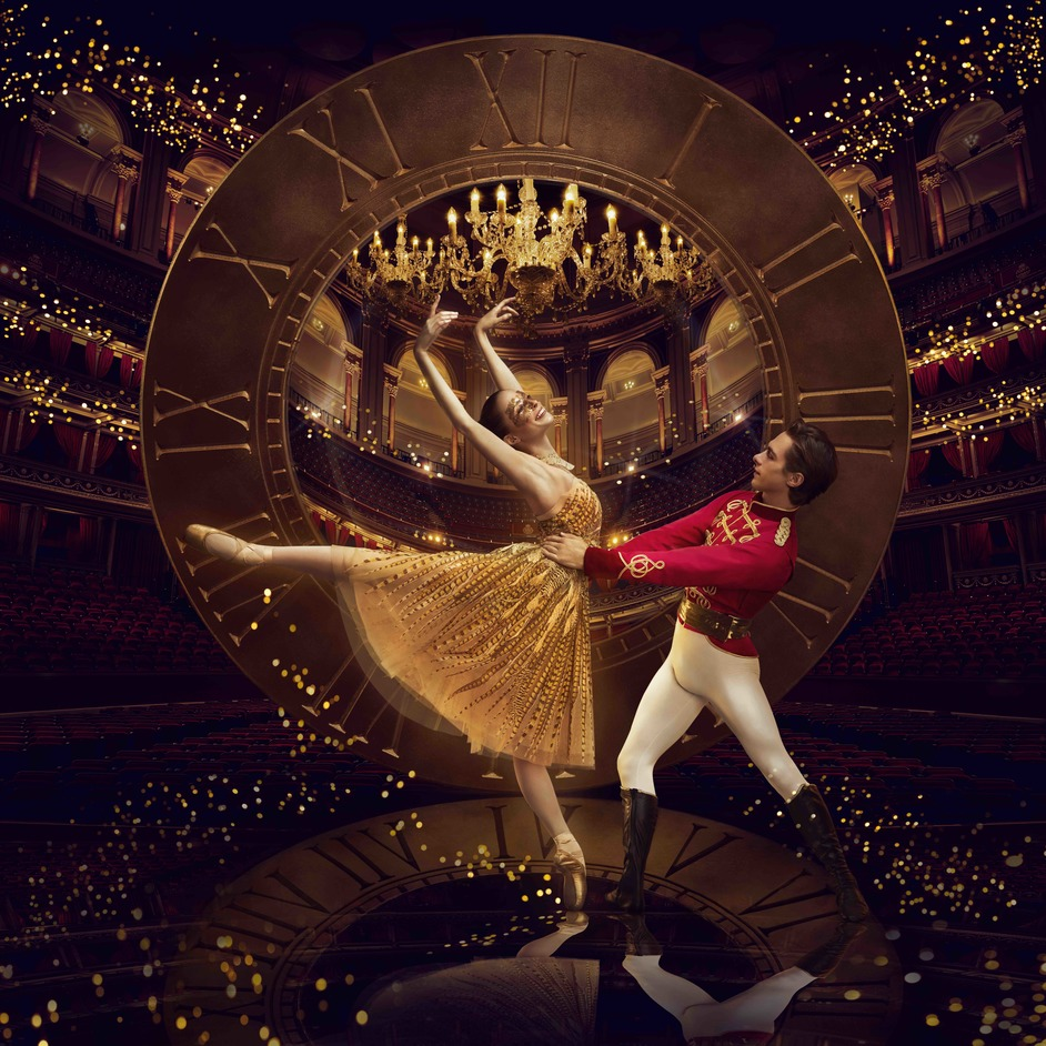 English National Ballet: Cinderella in-the-round - English National Ballet: Cinderella, photo: Jason Bell