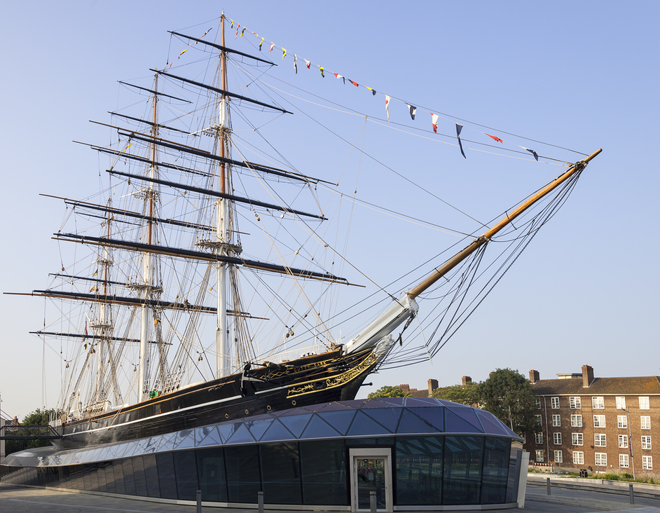 Cutty Sark's 150th Birthday Weekend - © National Maritime Museum, London