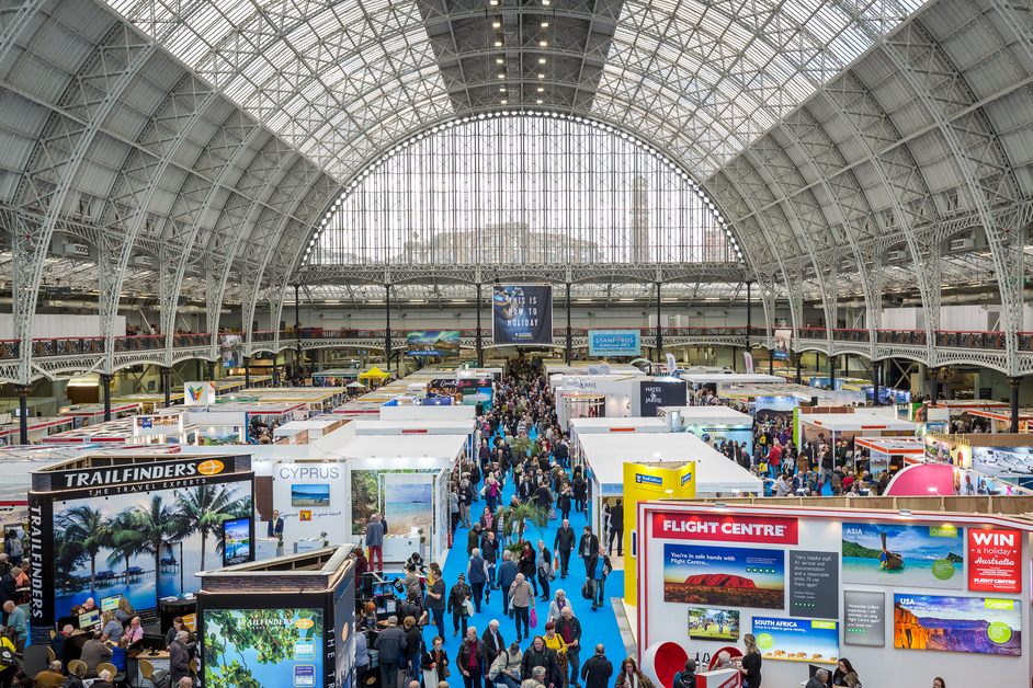 Destinations: The Holiday and Travel Show