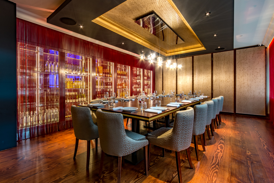 Darbaar Restaurant - Darbaar, Private Dining Room