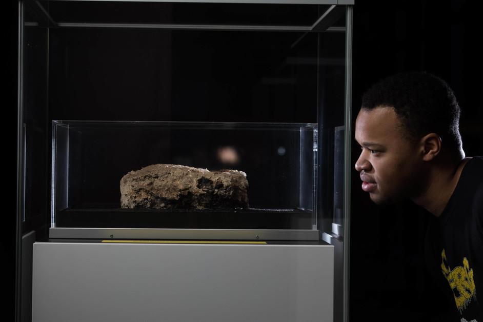 Fatberg! - photo: Museum of London
