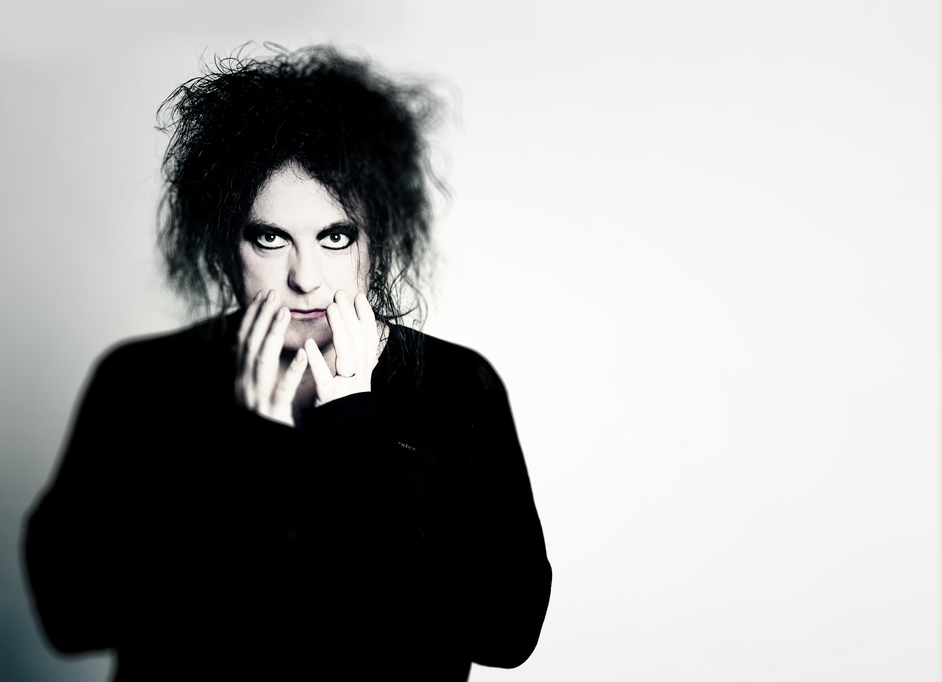 Meltdown Festival 2018 - Robert Smith curates the Southbank Centre's Meltdown in 2018, photo © Andy Vella