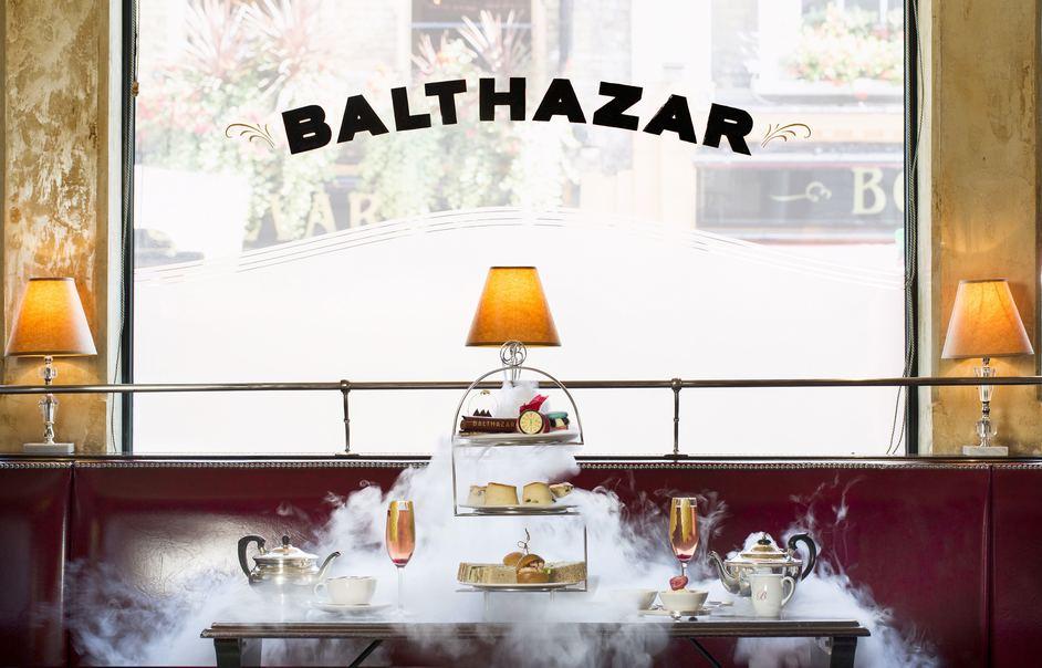 Balthazar High Five Afternoon Tea - Photo John Carey