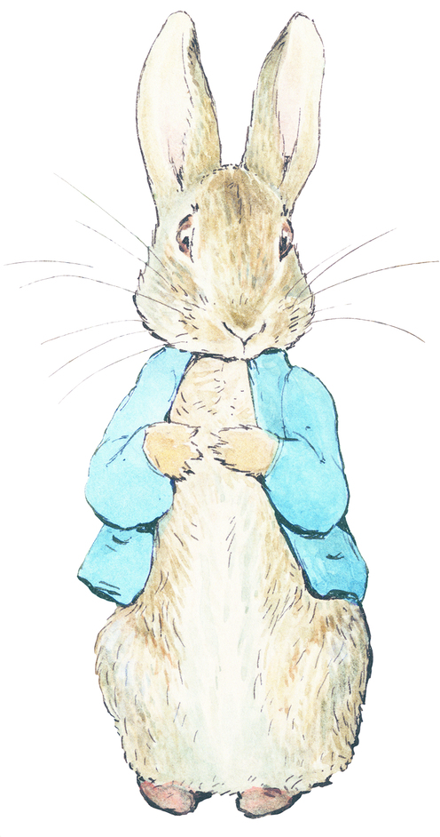 A Big Day Out With Peter Rabbit - Beatrix Potter ? © Frederick Warne & Co., 2018