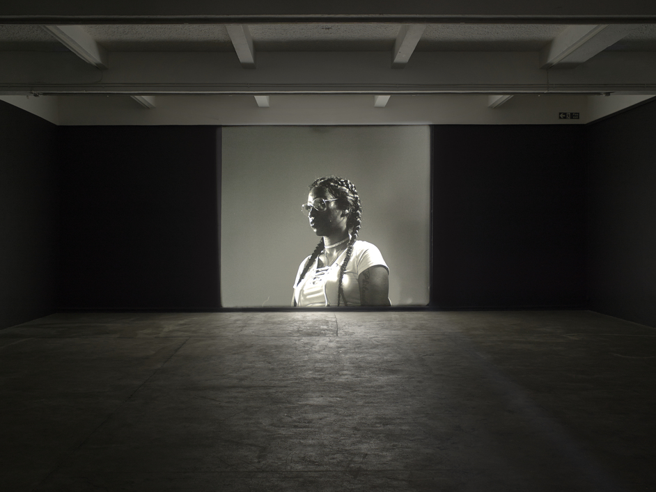 Deutsche Borse Photography Prize 2019 - Luke Willis Thompson, Autoportrait, 2017