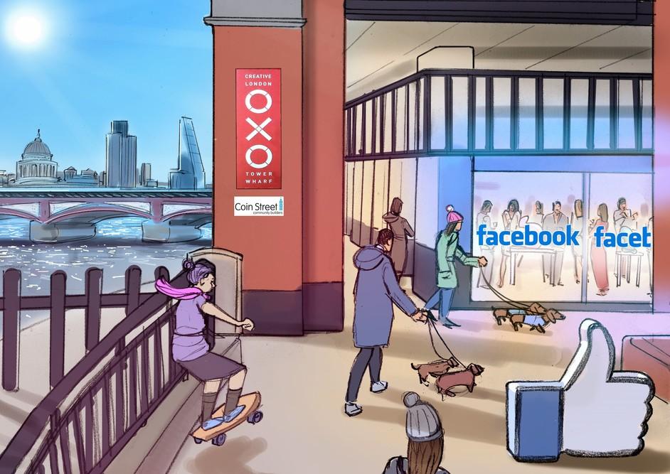Facebook Gallery of Groups