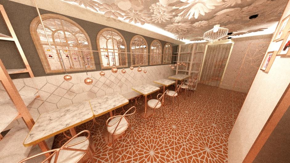 Butterscotch Tea Room - tearoom