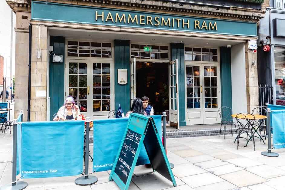 Hammersmith Ram