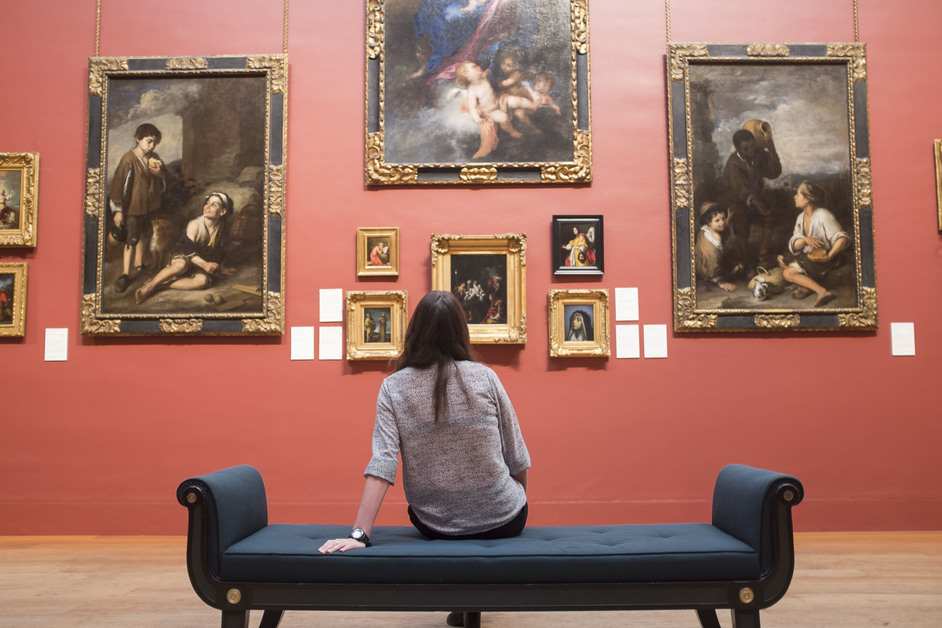 Dulwich Picture Gallery - photo © Stuart Leech
