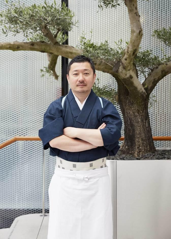 Endo at The Rotunda - Endo Kazutoshi, photo: The Berkeley