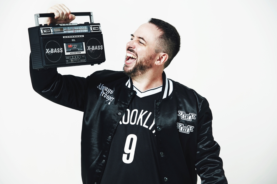 Abandoman: Pirate Radio - Photo: Tom Barnes