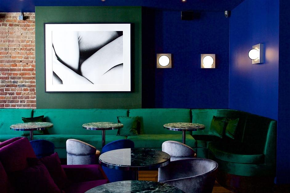 Gazelle Mayfair - Gazelle Bar & Lounge