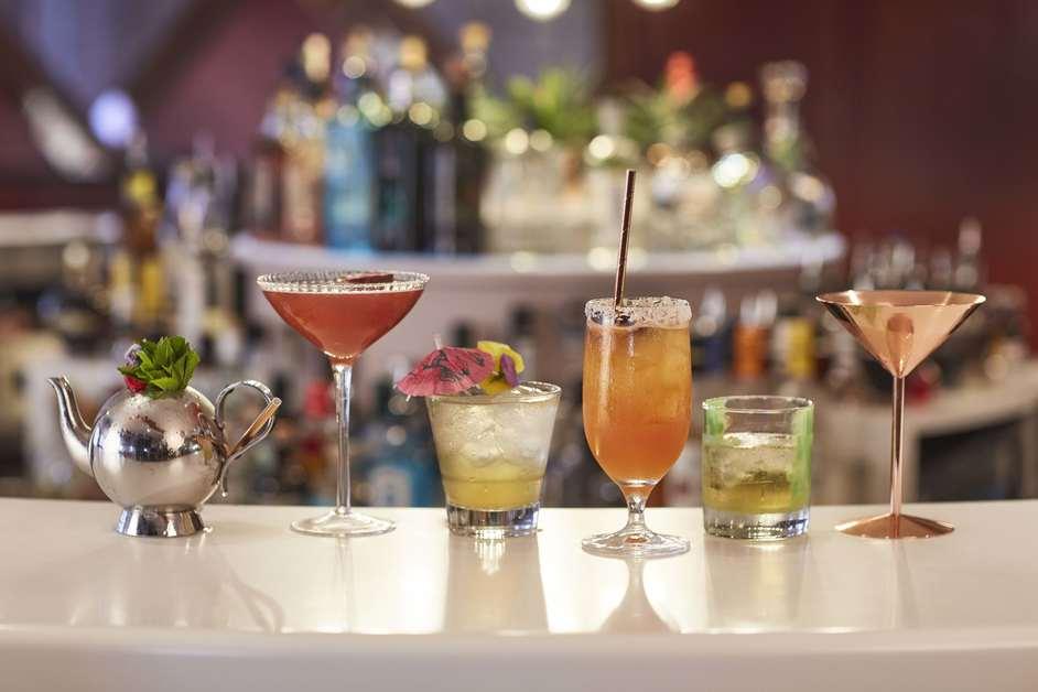 Harvey Nichols, Fifth Floor Bar - Harvey Nichols Fifth Floor Bar