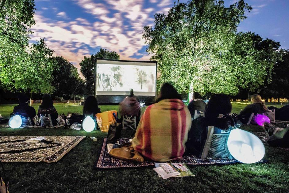 Nomad Cinema - Photo: Nomad Cinema © Sarah Ginn