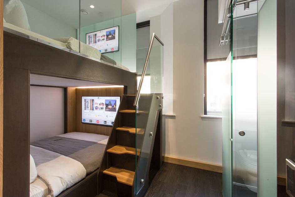 Z Tottenham Court Road - Z Hotel Family Room
