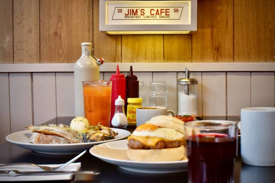 Jim S Cafe Chatsworth Road London Restaurants Cafes
