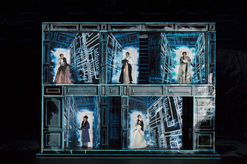 Royal Opera: Don Giovanni - Don Giovanni, production image (c) Bill Cooper
