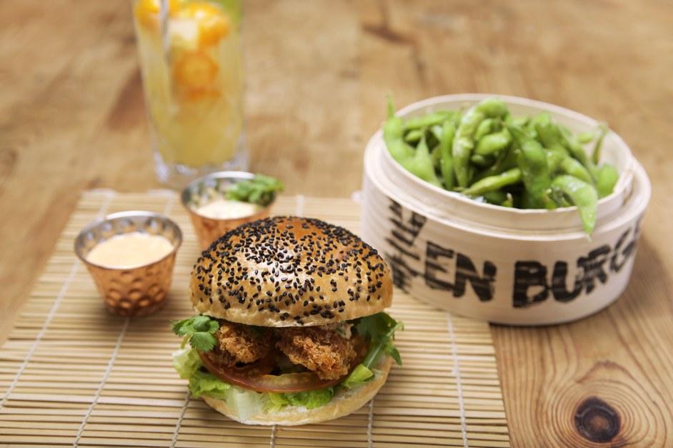 Yen Burger - Yen Burger - Ebi Burger