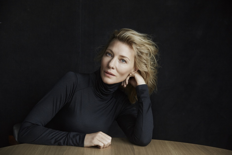 When We Have Sufficiently Tortured Each Other - Cate Blanchett, photo: Steven Chee