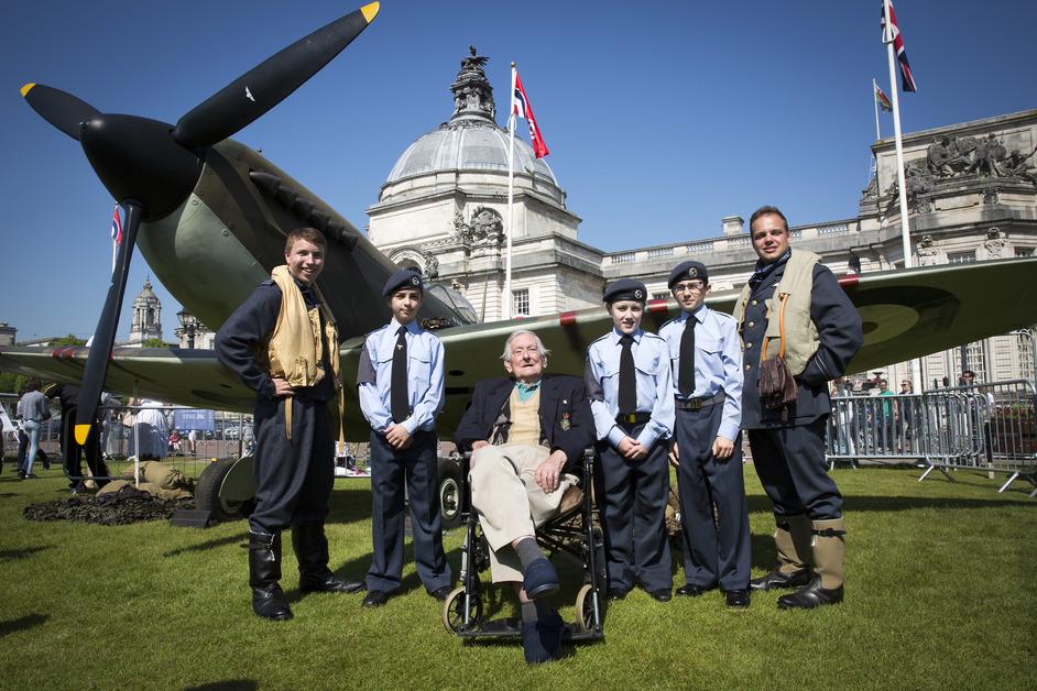 RAF Aircraft Tour
