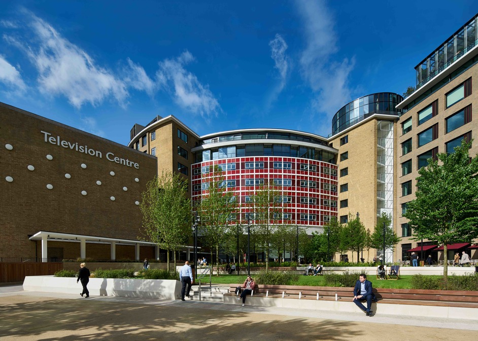 Summer at Television Centre