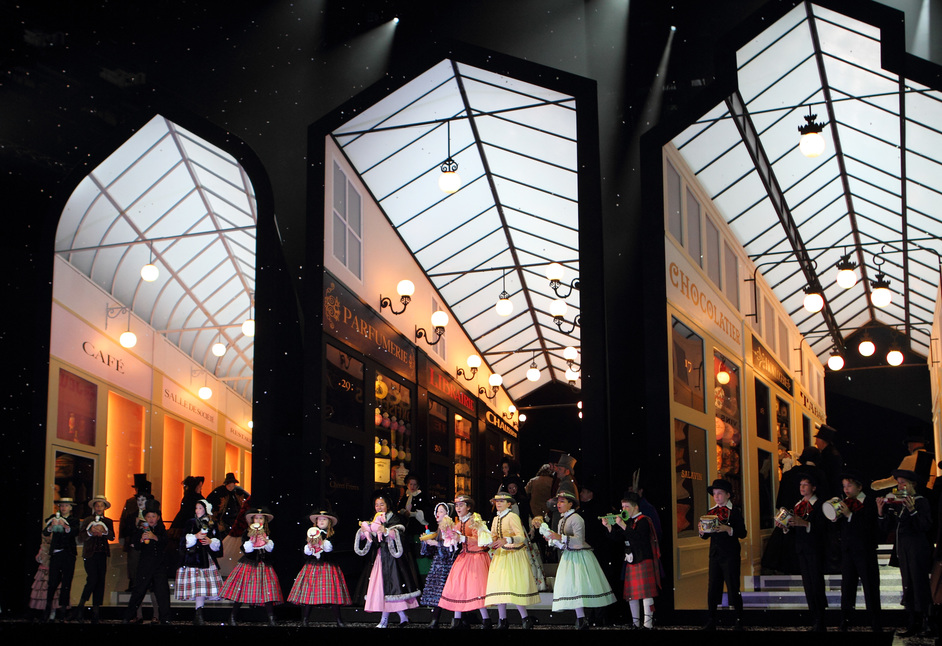 Royal Opera: La Boheme - La Boheme (c) ROH / Photo: Catherine Ashmore