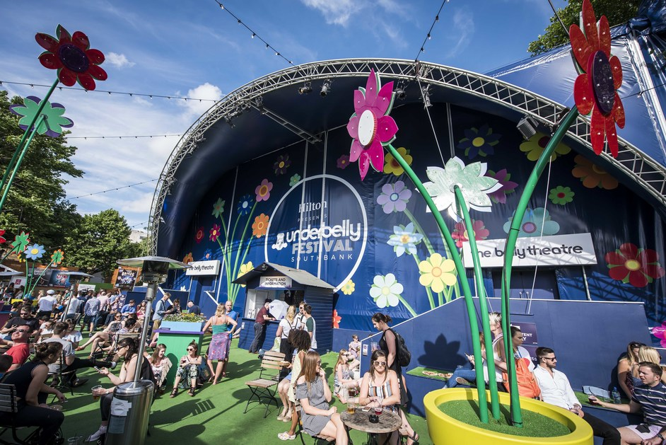 Underbelly Festival at Underbelly Festival | South Bank