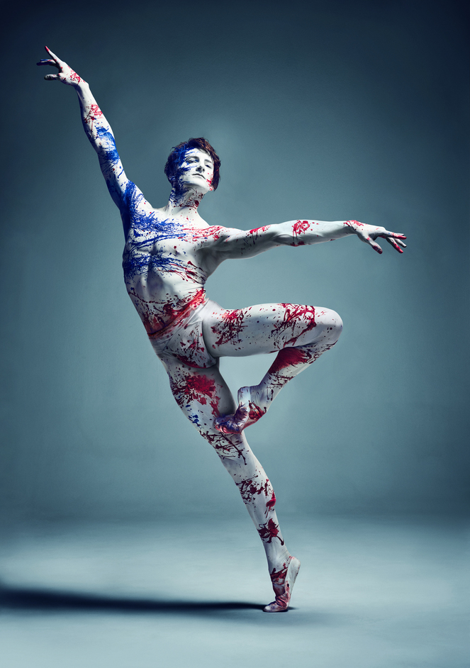 English National Ballet: Voices Of America - Voices of America, Aaron Robison- © Jason Bell / Art Direction Mia Matson