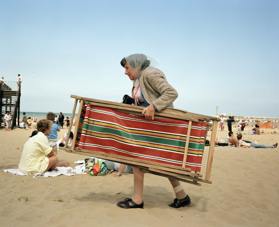 The Great British Seaside: Photography from the 1960s - GB. England. Kent. Margate. 1986 © Martin Parr - Magnum Photos