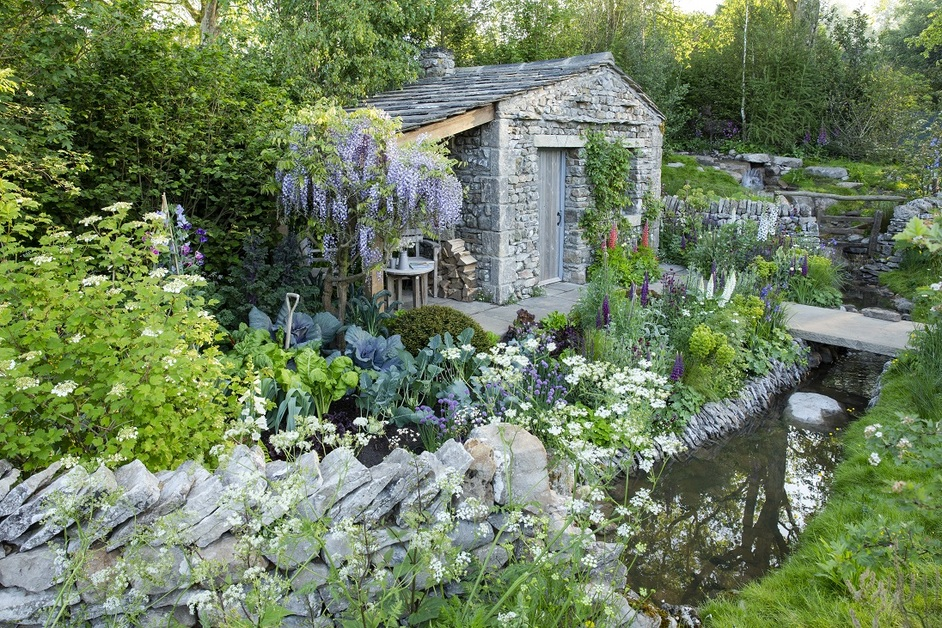 RHS Chelsea Flower Show - Welcome to Yorkshire wins gold at 2018 RHS Chelsea Flower Show