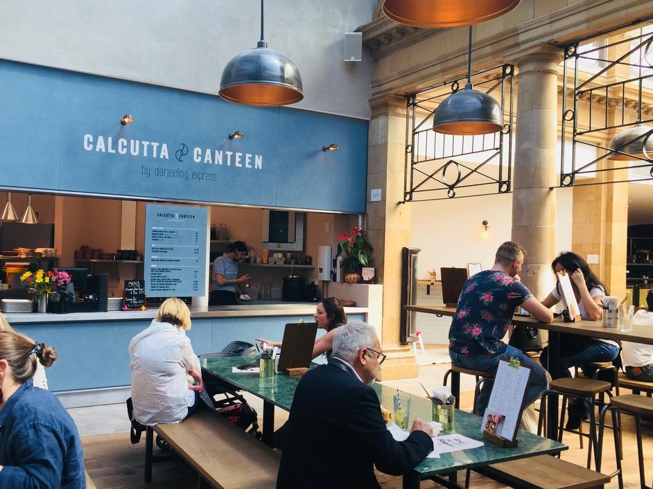 Calcutta Canteen - Calcutta Canteen