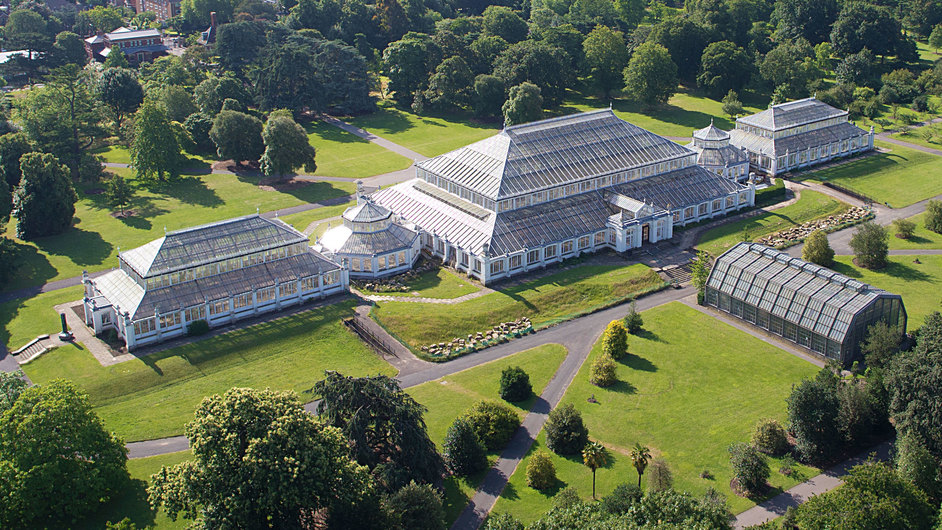 Kew Gardens (Royal Botanic Gardens) - Kew, Temperate House