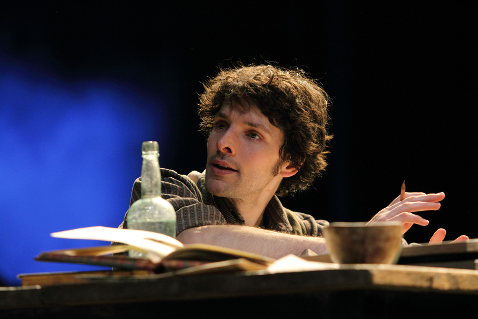 Translations - Colin Morgan (Owen) in Translations, photo: Catherine Ashmore