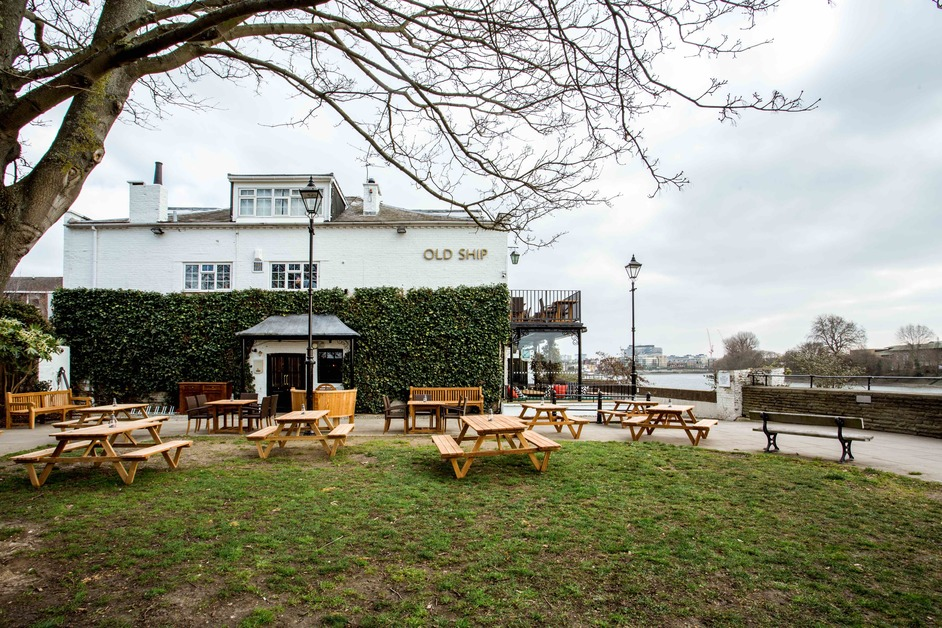 The Old Ship W6