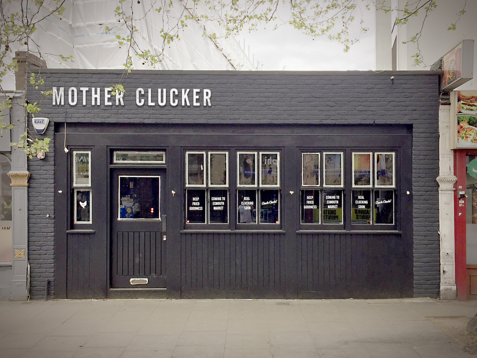 Mother Clucker Exmouth Market