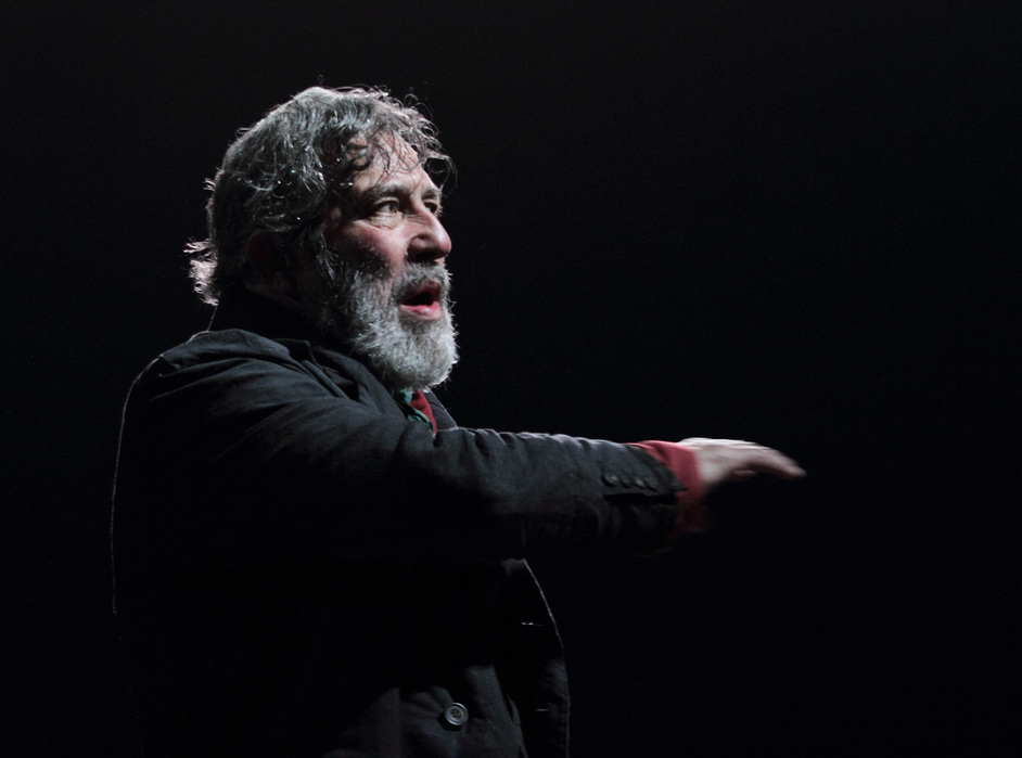 Translations - Ciaran Hinds (Hugh) in Translations, photo: Catherine Ashmore