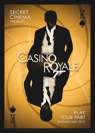 Secret Cinema: Casino Royale