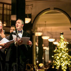 Carols at The Ned with Gareth Malone