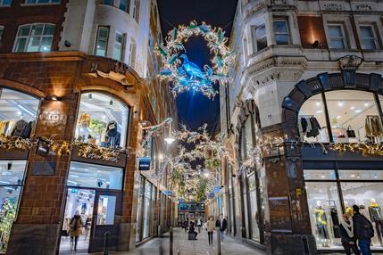 St Martin's Courtyard: Christmas Treats Bazaar